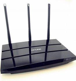 TP-Link TP-Link Archer VR400 4-port Kabellos VDSL Router mit USB