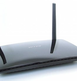TP-Link TP-LINK Archer D50 Dual band AC1200 Wireless Router ADSL2+ Schwarz