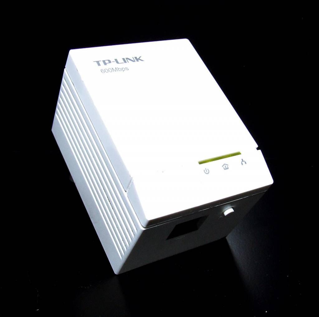 TP-Link TP-LINK TL-PA6010 AV600 Powerline Adapter 600Mbps Netzwerkadapter