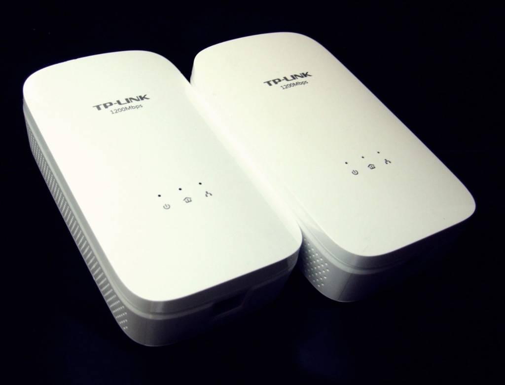 TP-Link TP-LINK TL-PA8010 KIT AV1200 Gigabit Powerline Adapter