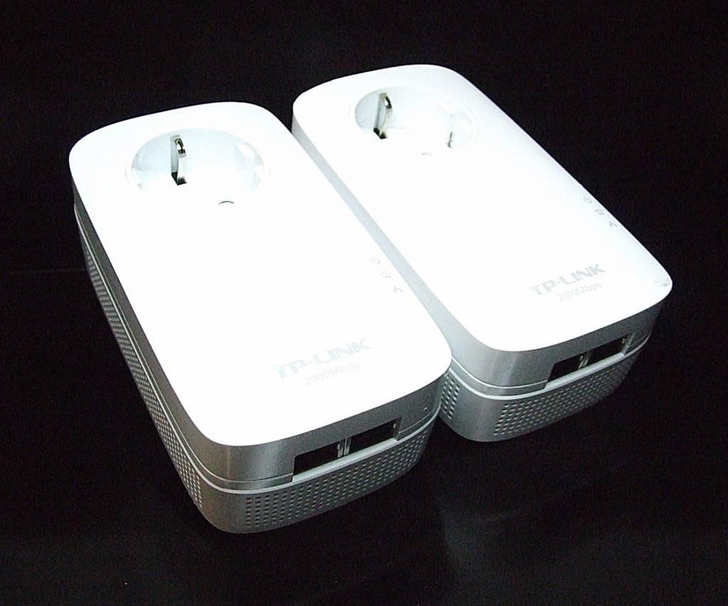 TP-Link TP-LINK TL-PA9020P KIT AV2000 Gigabit Powerline Adapter
