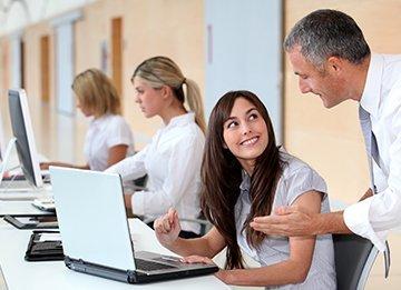 Lehrkräfte und Lernende