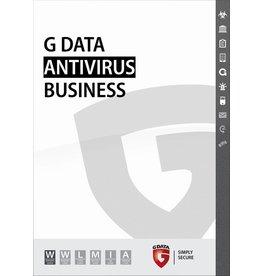 G Data Antivirus Business für Gewerbe
