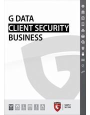 G Data Client Security Business für Gewerbe