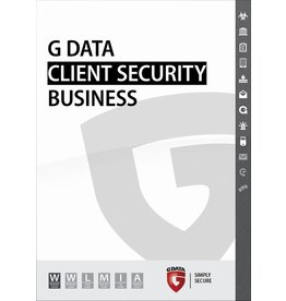 G Data Client Security Business für Gewerbe