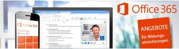 Microsoft Lizenzprogramm für Bildungseinrichtungen