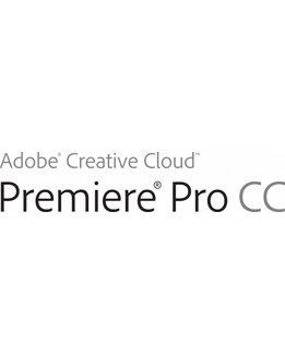 Adobe Premiere Pro für Behörden