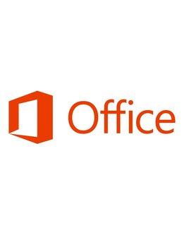 Microsoft Office Mac 2016 für Gemeinnutz und Gewerbe