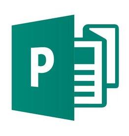 Microsoft Publisher 2019 für Schulen und Bildung
