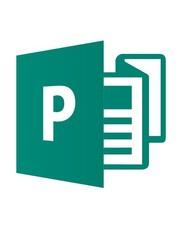 Microsoft Publisher 2016 für Gemeinnutz und Gewerbe