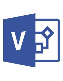Microsoft Visio 2016 Standard für Behörden