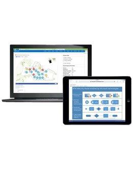 Microsoft Visio 2019 Standard für Schulen und Bildung
