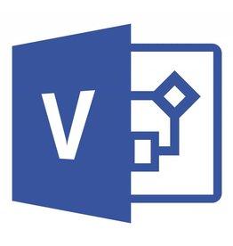 Microsoft Visio 2019 Professional für Studium (Lehrer, Schüler und Studenten) und Privat