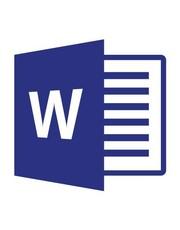 Microsoft Word 2016 für Gemeinnutz und Gewerbe