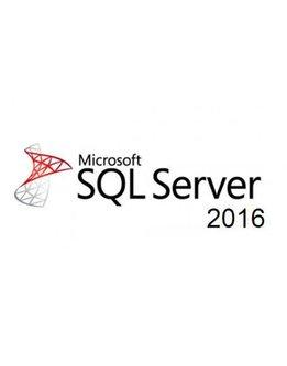 Microsoft SQL Server 2016 Enterprise für Gemeinnutz und Gewerbe