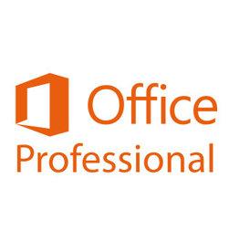 Microsoft Office 2016 Professional Plus für Gemeinnutz und Gewerbe