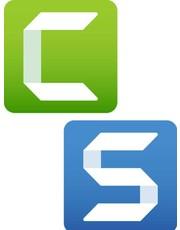 TechSmith Camtasia 9 + Snagit 13 für Gemeinnutz, Gewerbe und Privat