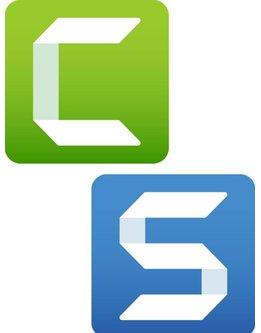 TechSmith Camtasia 2018 und Snagit 2018 für Gemeinnutz, Gewerbe und Privat