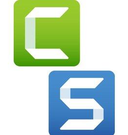 TechSmith Camtasia 2018 und Snagit 2019 für Gemeinnutz, Gewerbe und Privat