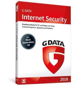G Data Internet Security für Gewerbe und Privat
