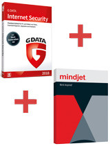 G Data Internet Security + MindManager 14