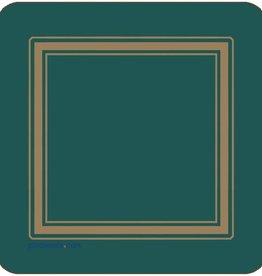 Pimpernel Emerald Classic onderzetters