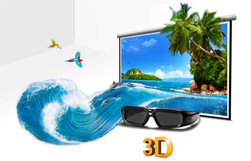 3D beamers