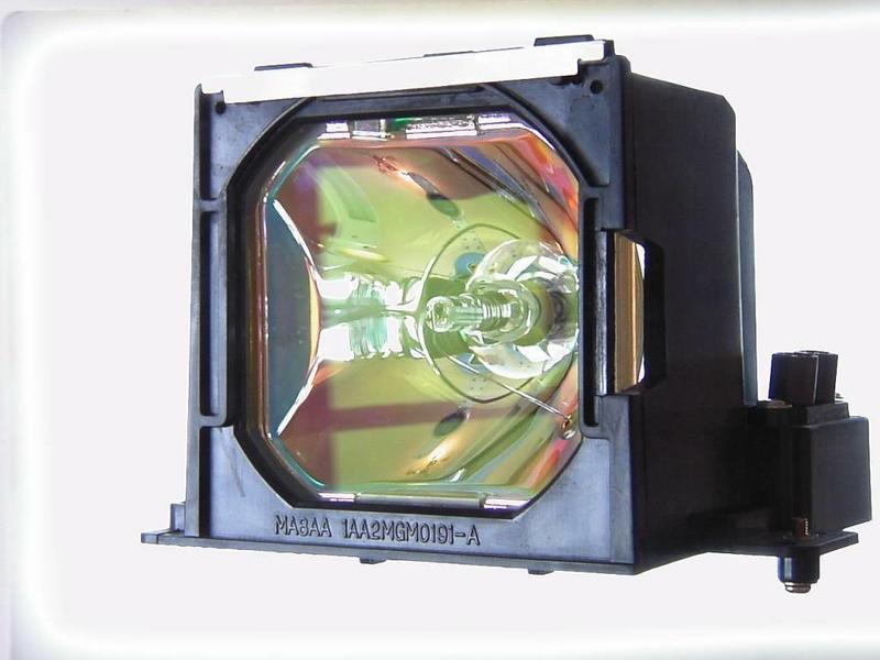 EIKI 610 297 3891 Originele lamp met behuizing