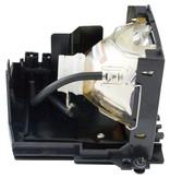 HITACHI DT00591 Merk lamp met behuizing