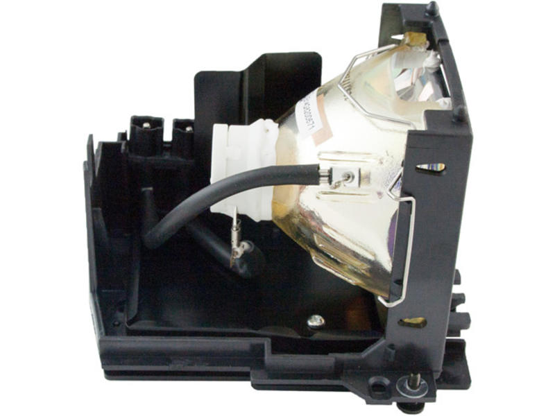 HITACHI DT00591 Originele lamp met behuizing