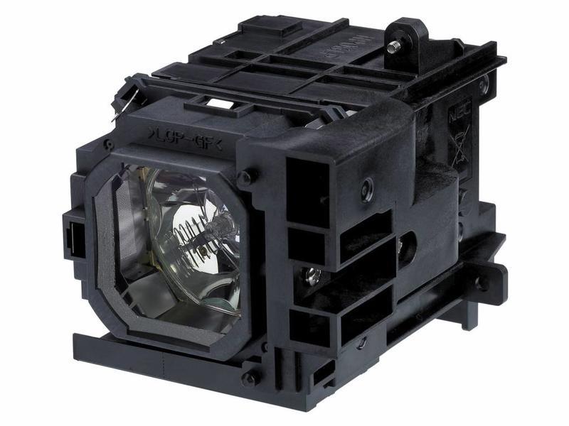 NEC NP06LP / 60002234 / NP06LP+ Originele lamp met behuizing