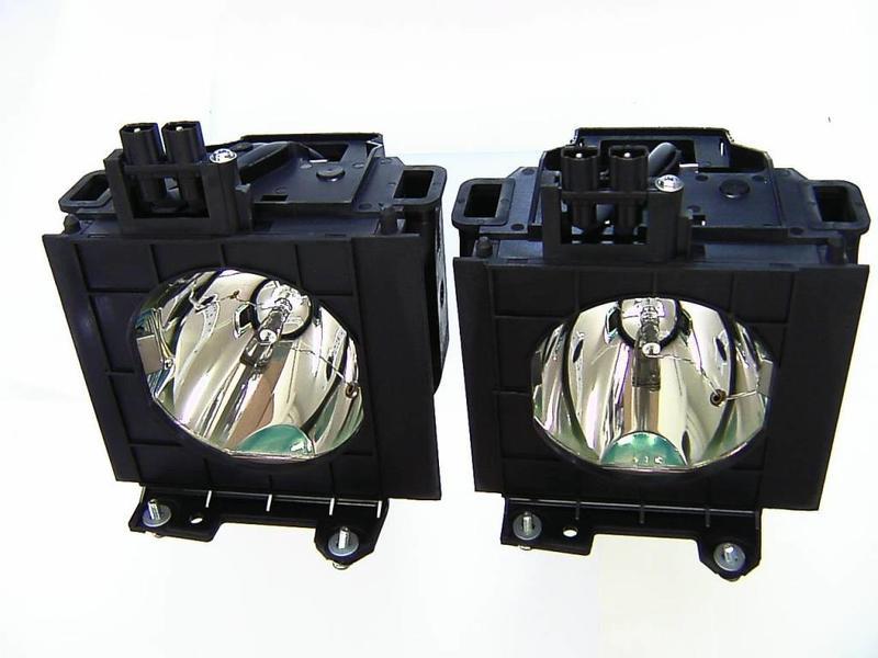 PANASONIC ET-LAD55W Merk lamp met behuizing