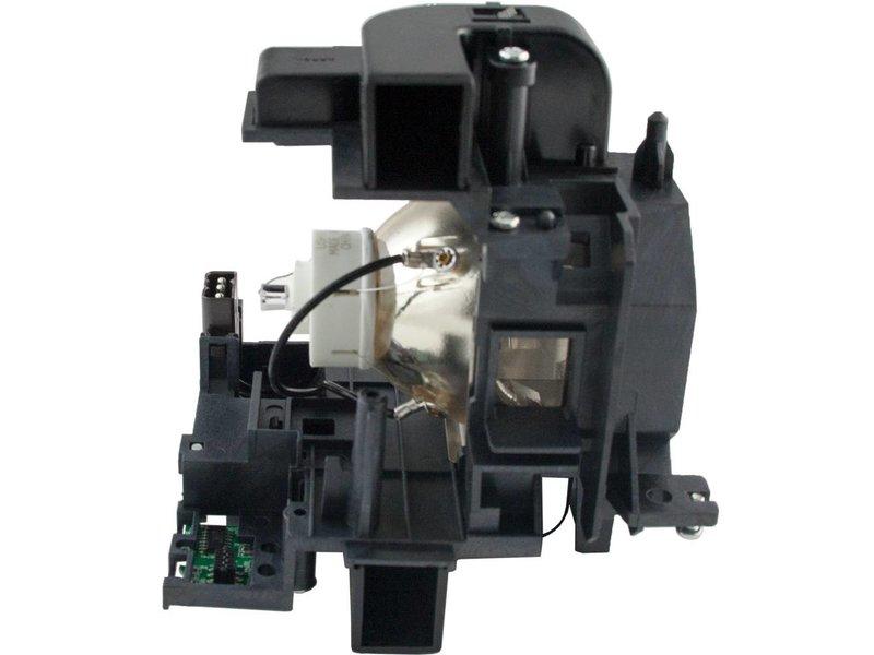 EIKI 610-346-9607 / LMP136 Merk lamp met behuizing