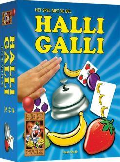 999 Games Halli Galli