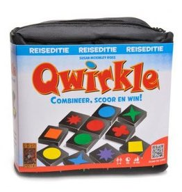 999 Games Qwirkle Reiseditie NL/FR