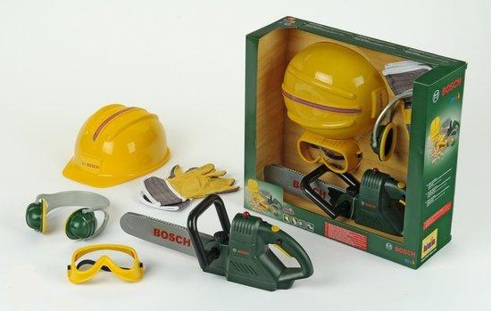 Klein Bosch 8525 kettingzaag + accessoires