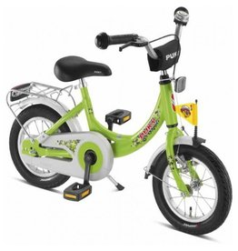 PUKY fiets ZL 12-1 groen (4125)