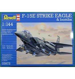 Revell Revell 03972 F-15E Strike Eagle Bommenwerper