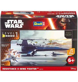 Revell Revell 06753 Resistance X-Wing Fighter