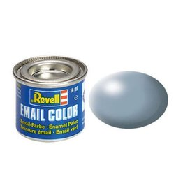 Revell Revell 32374 grijs zijdemat vernis 14 ml