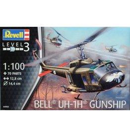Revell Revell 04983 Revell Bell UH-1H Gunship