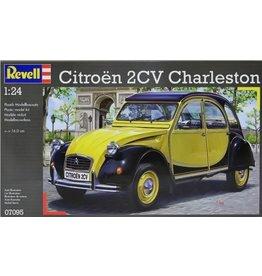 Revell Revell bouwpakket 07095 Citroen 2CV Charleston
