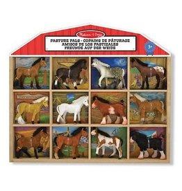 Melissa & Doug Melissa & Doug 10592 Weidevriendjes paarden