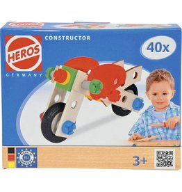 Heros Heros HS39012 Constructor 40-delig