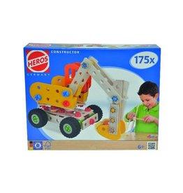 Heros Heros HS39034 Constructor baggerkraan 175-delig