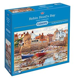 Gibsons Gibsons G6189 Puzzel Robin Hood's Bay, 1000 st.