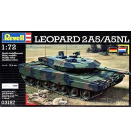 Revell Revell 03187 Leopard 2 A5 / A5NL