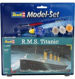 Revell Revell 65804 Geschenkset R.M.S. Titanic