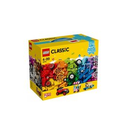 Lego LEGO Classic Stenen op wielen