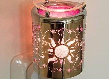 elektrische aromalampen